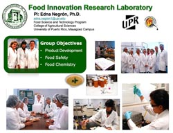 UPRM Food Innovation Research Lab