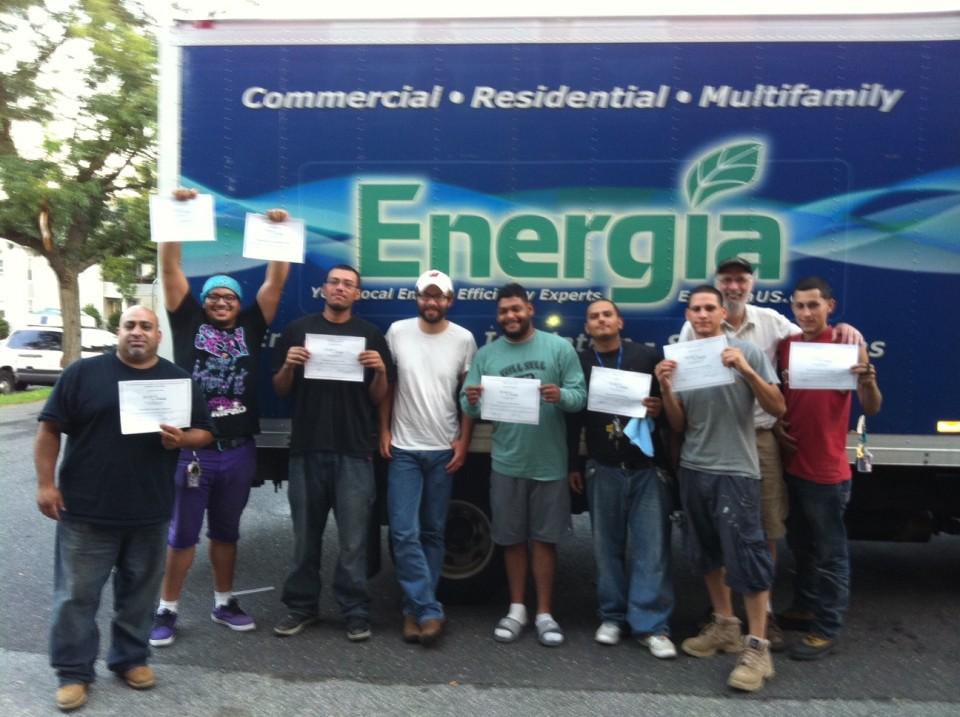 Energia Training